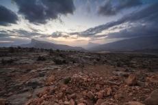 Dicembre 2013: Jabal Shams Oman