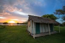 Madagascar, tramonto sulla Diego Suarez bay