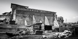Jamestown, il forte dove venivano imprigionati gli schiavi prima della deportazione