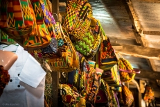 Il batik con la sua inconfondibile trama