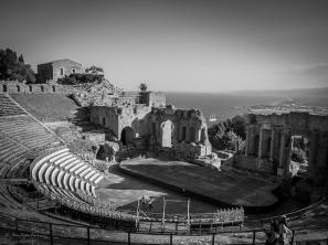 Taormina, il teatro!!