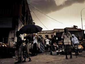 Gibuti, come i fantasmi