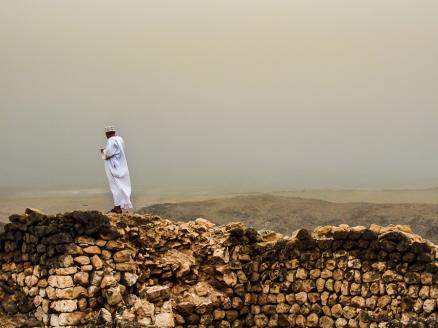 Oman, il soffio del vento