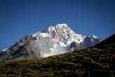 Ultime sguardi sul Monte Bianco