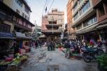 Palazzi e pagode Indu vivono di fianco