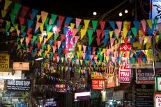 I colori e le luci del cuore di Kathmandu
